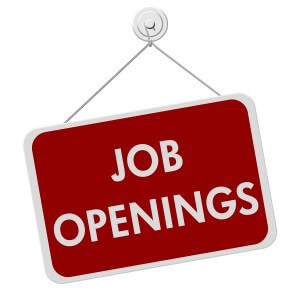 Job Openings Sign